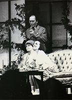 Szenenfoto mit M. Teitge, I. Butz, G. Köppen, G. Buhl und W. Kammler