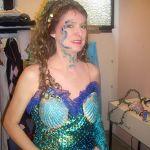 Birgit Schulz-Hardtmann alias Serina, Schwester der kleinen Meerjungfrau