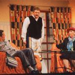 Szenenfoto mit Branko Jurkin, Manfred Teitge und Waltraut Kammler.