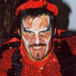 """Branko Jurkin als """"Kleiner"""" Teufel"""